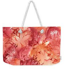 Autumn Monochrome Weekender Tote Bag