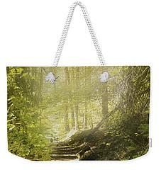 Autumn Myst Weekender Tote Bag