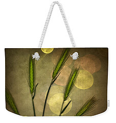 Autumn Party Weekender Tote Bag by Jan Bickerton