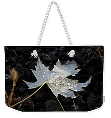 Autumn Rain Weekender Tote Bag by Katie Wing Vigil
