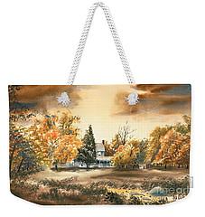 Autumn Sky No W103 Weekender Tote Bag