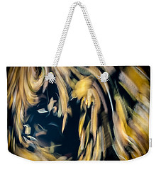 Autumn Storm Weekender Tote Bag by Steven Milner