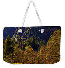 Autumn Sun Glow Weekender Tote Bag