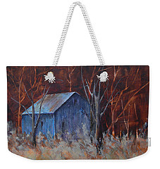 Autumn Surprise Weekender Tote Bag