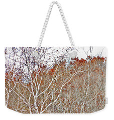 Autumn Sycamores Weekender Tote Bag