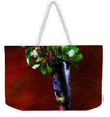 Autumn Symphony Weekender Tote Bag