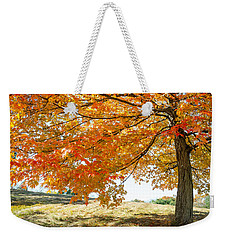 Autumn Tree - 2 Weekender Tote Bag