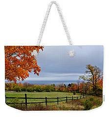 Autumn Vista Weekender Tote Bag