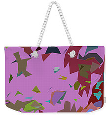 Autumn Wind Weekender Tote Bag