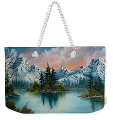 Autumn's Glow Weekender Tote Bag