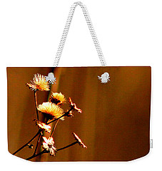 Autumn's Moment Weekender Tote Bag