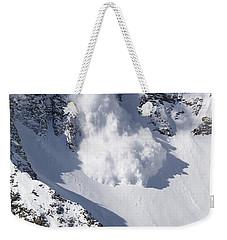 Avalanche II Weekender Tote Bag