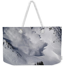 Avalanche Iv Weekender Tote Bag