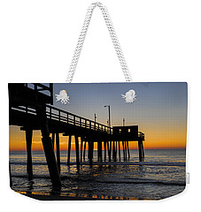 Avalon Pier Weekender Tote Bag