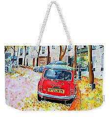 Avenue Junot In Autumn Weekender Tote Bag