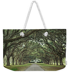 147706-avenue Of The Oaks  Weekender Tote Bag