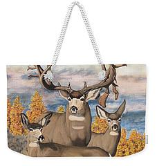 Avery Buck Weekender Tote Bag