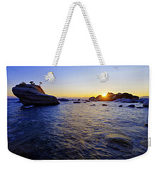 Awaiting Weekender Tote Bag