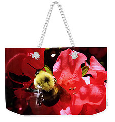 Weekender Tote Bag featuring the photograph Awakening by Robyn King