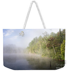 Awaking Weekender Tote Bag by Jola Martysz