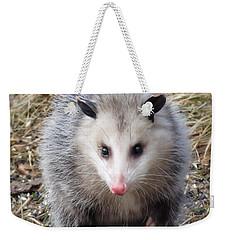 Awesome Possum Weekender Tote Bag