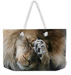 Awwwww..... Weekender Tote Bag
