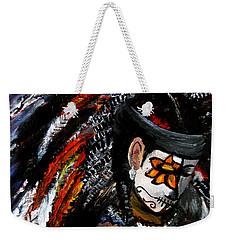 Aztec Celebration Weekender Tote Bag