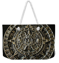 Aztec Weekender Tote Bag by Julio Lopez
