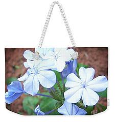 Azure Aura Weekender Tote Bag
