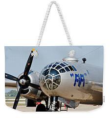 B-29 Bomber Fifi Weekender Tote Bag