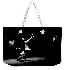 B Boy 5 Weekender Tote Bag