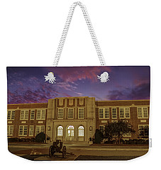 B C H S At Dusk Weekender Tote Bag by Charles Hite