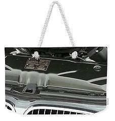 B M W M5 V10 Motor Weekender Tote Bag
