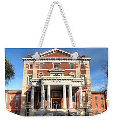 Babcock Building-2 Weekender Tote Bag by Charles Hite