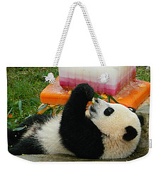 Baby Bao Bao's First Birthday Weekender Tote Bag
