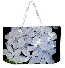Baby Blues Weekender Tote Bag by Amar Sheow