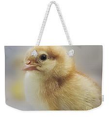 Baby Chicken Weekender Tote Bag