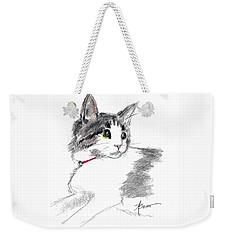 Baby Kitten Weekender Tote Bag