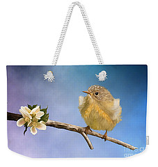 Baby O Baby Weekender Tote Bag by Beve Brown-Clark Photography