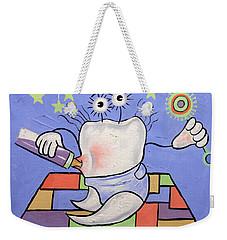Baby Tooth Weekender Tote Bag