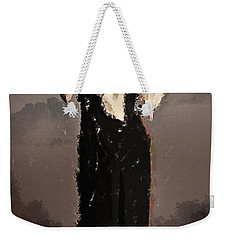 Back In Black  Weekender Tote Bag