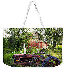 Back To Nature Weekender Tote Bag