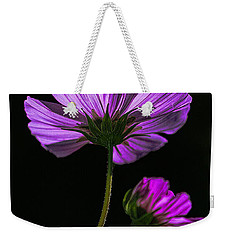 Backlit Blossoms Weekender Tote Bag