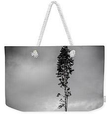 Lone Tree Landscape  Weekender Tote Bag