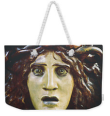 bad hair day at d'Orsay museum, Paris.  Weekender Tote Bag by Joe Schofield