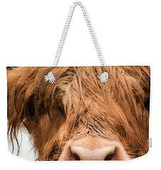 Bad Hair Day Weekender Tote Bag by Linsey Williams