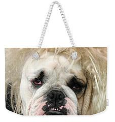 Bad Hair Day Weekender Tote Bag