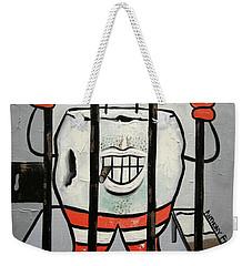 Bad Tooth Weekender Tote Bag