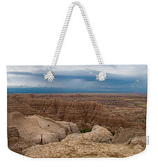 Badlands South Dakota Weekender Tote Bag