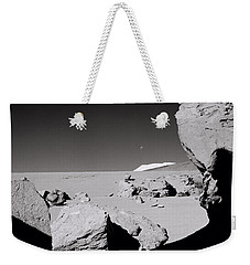 The Earth Weekender Tote Bag by Shaun Higson